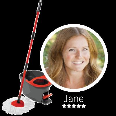 Meet your cleaner