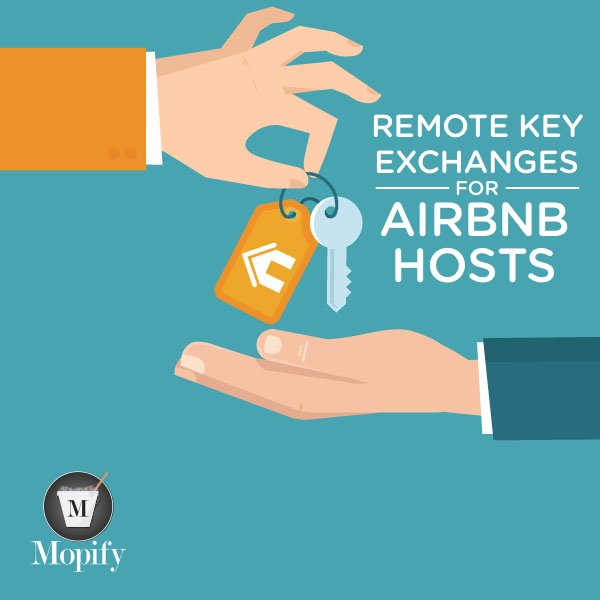 Airbnb key exchange