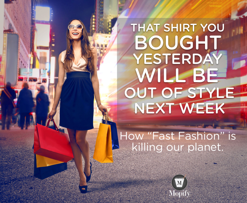 fast fashion industry