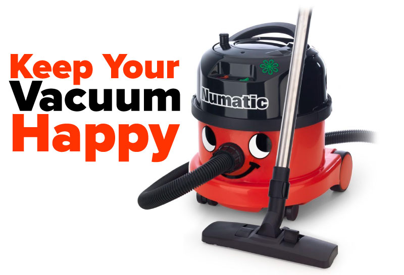 Vacuum Maintenance