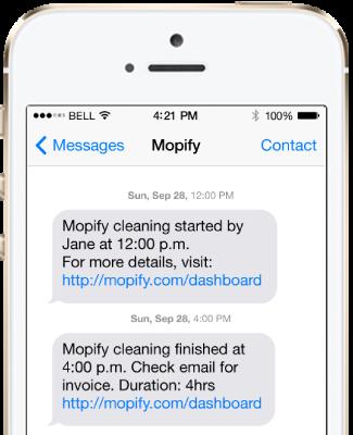 Mopify Service