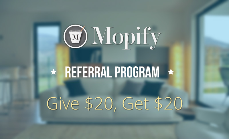 mopify referral program