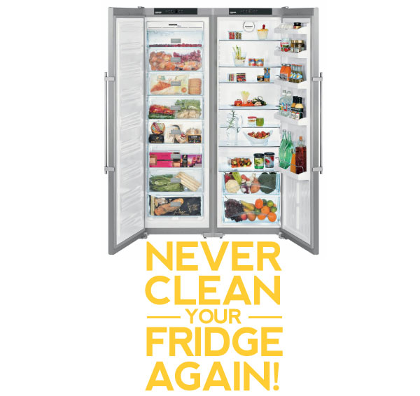 How to clean your fridge